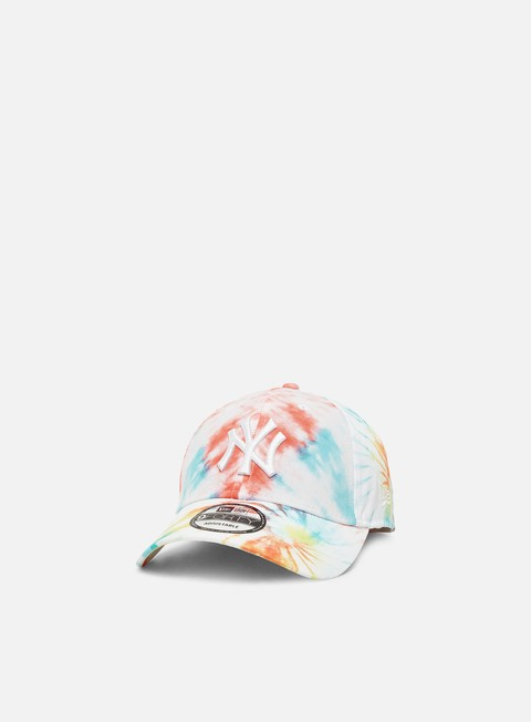 New Era MLB Tye Dye 9Forty Strapback NY Yankees