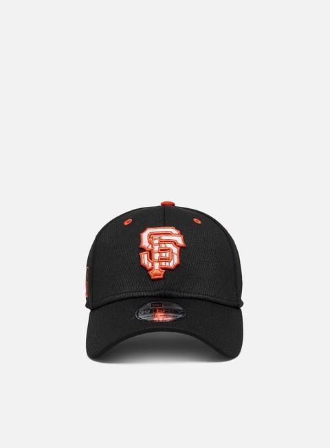 Curved Brim Caps New Era MLB20 39Thirty Batting Practice Cap San Francisco Giants