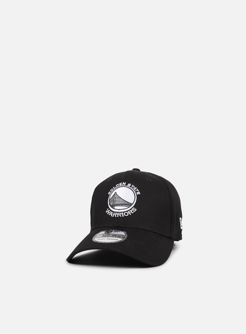 cappellini new era monochrome 39thirty golden state warriors black