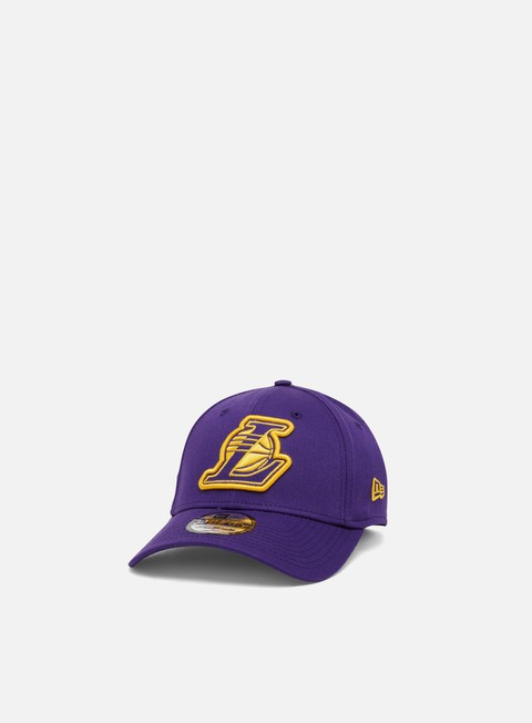 Cappellini Visiera Curva New Era NBA 39Thirty LA Lakers