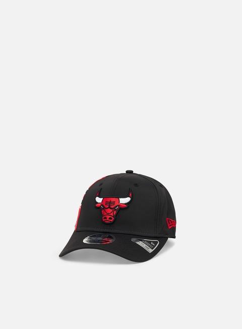 Curved Brim Caps New Era NBA 9Fifty SS Chicago Bulls Snapback