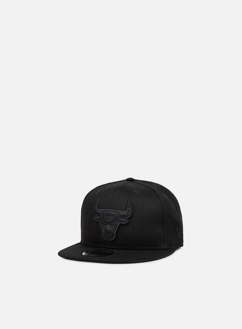 cappellini new era nba bob snapback chicago bulls black black