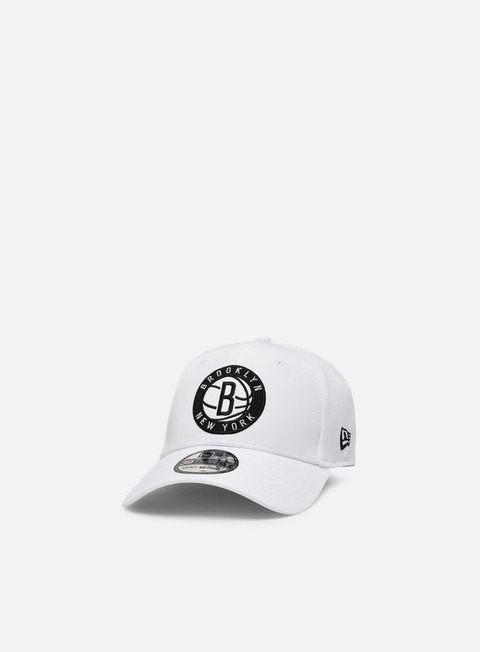 Cappellini Visiera Curva New Era NBA Dashback 39Thirty Brooklyn Nets