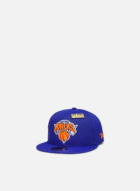 New Era NBA Draft 9Fifty Snapback New York Knicks