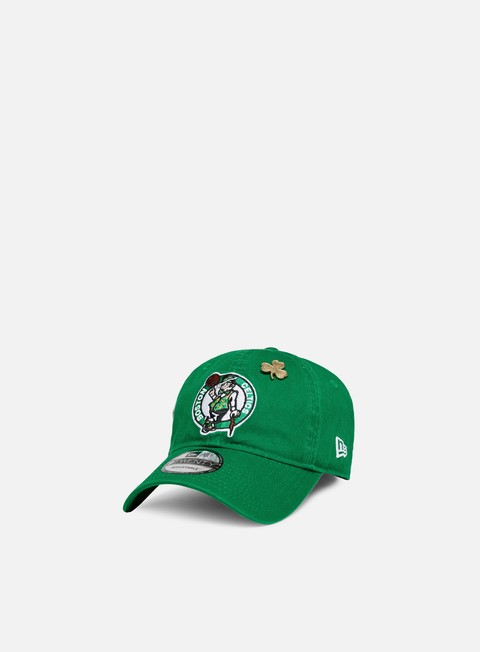 cappellini new era nba draft 9twenty strapback boston celtics team colors