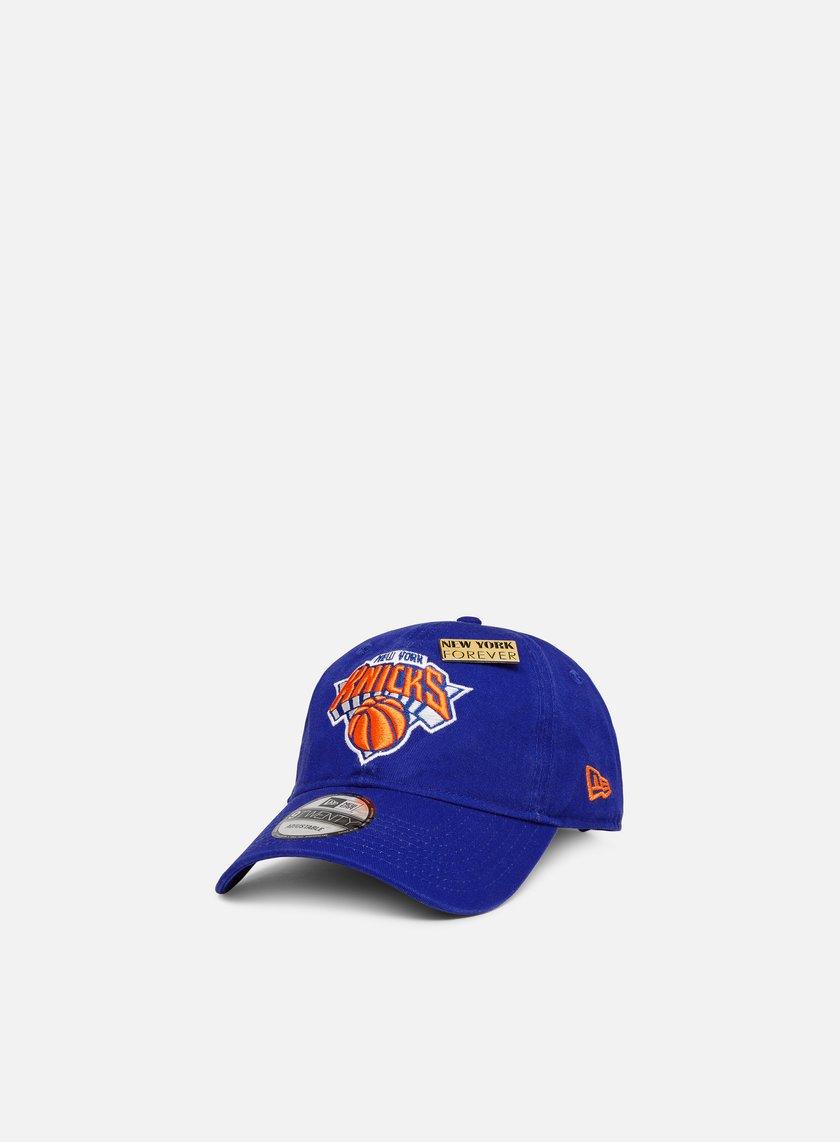 New Era NBA Draft 9Twenty Strapback New York Kniks
