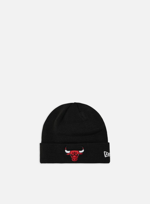 Cuffie New Era NBA Essential Cuff Knit Beanie Chicago Bulls