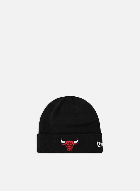 New Era NBA Essential Cuff Knit Beanie Chicago Bulls