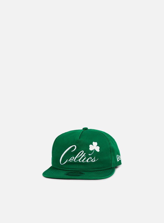 New Era - NBA Retro Aframe Snapback Boston Celtics, Green