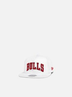 New Era - NBA Retro Aframe Snapback Chicago Bulls, White 1