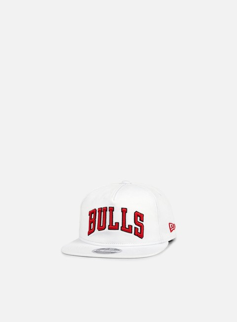 cappellini new era nba retro aframe snapback chicago bulls white