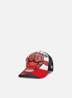 New Era NBA Retro Pack 9Forty AF Trucker Chicago Bulls