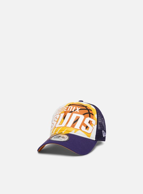 Sale Outlet Trucker Caps New Era NBA Retro Pack 9Forty AF Trucker Phoenix Suns