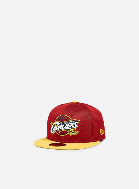 Outlet e Saldi Cappellini True Fitted New Era NBA Sports Mesh Cleveland Cavaliers