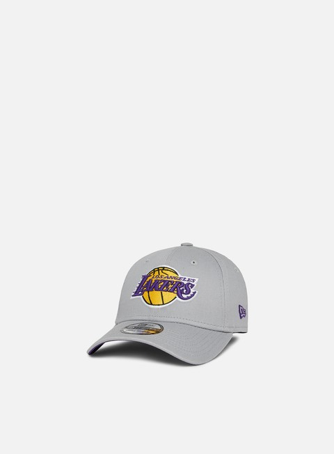 Curved Brim Caps New Era NBA Team 39Thirty LA Lakers