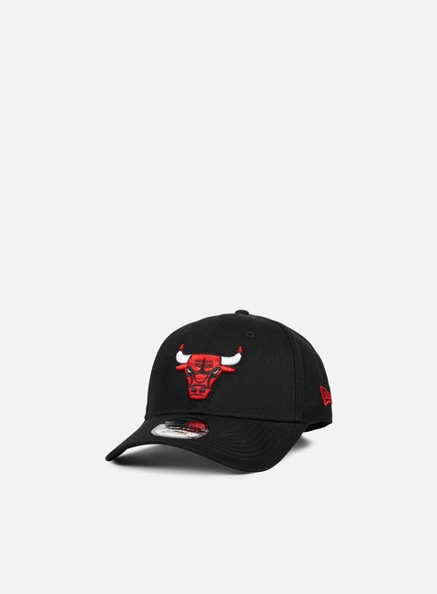 cappellini new era nba team 9forty chicago bulls team colors