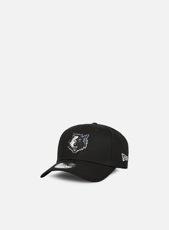 New Era - NBA Team 9Forty Minnesota Timberwolves, Team Colors 1