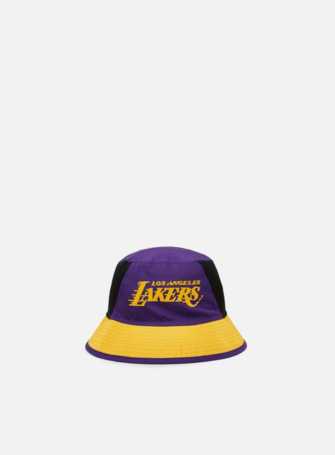 Outlet e Saldi Cappellini Bucket New Era NBA Team Bucket LA Lakers