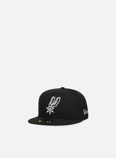 Sale Outlet True Fitted Caps New Era NBA Team Classic San Antonio Spurs