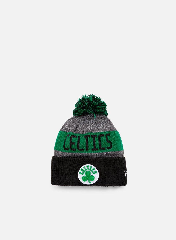 ... New Era - NBA Team Knit Beanie Boston Celtics, Team Colors 1 ...