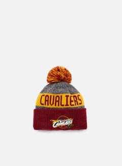 New Era - NBA Team Knit Beanie Cleveland Cavaliers, Team Colors 1