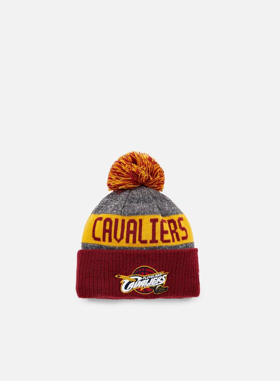 New Era - NBA Team Knit Beanie Cleveland Cavaliers, Team Colors
