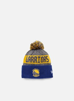 New Era - NBA Team Knit Beanie Golden State Warriors, Team Colors 1