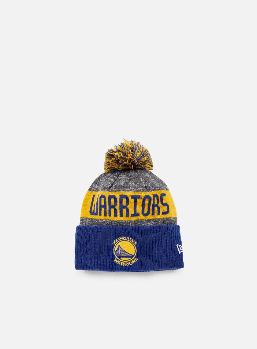 New Era - NBA Team Knit Beanie Golden State Warriors, Team Colors