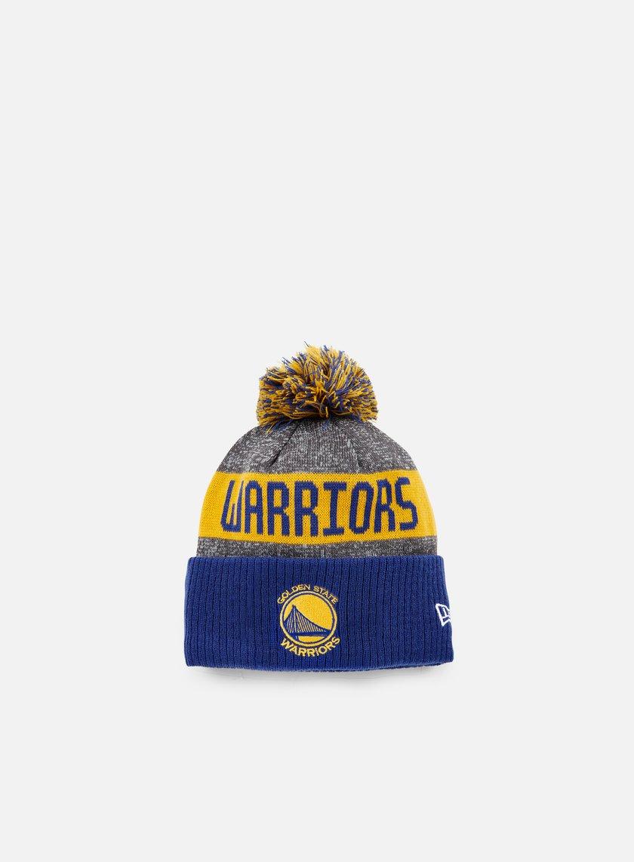 New Era NBA Team Knit Beanie Golden State Warriors