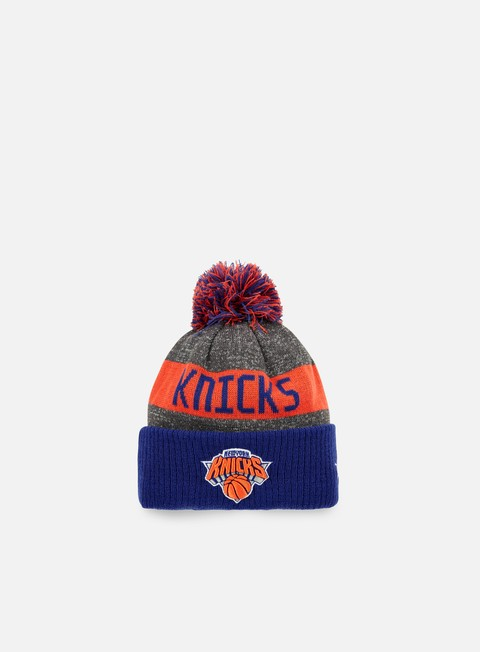 cappellini new era nba team knit beanie ny knicks team colors