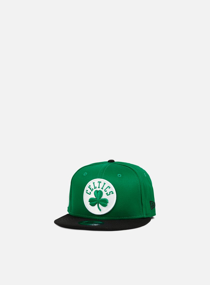 New Era - NBA Team Snapback Boston Celtics, Team Colors