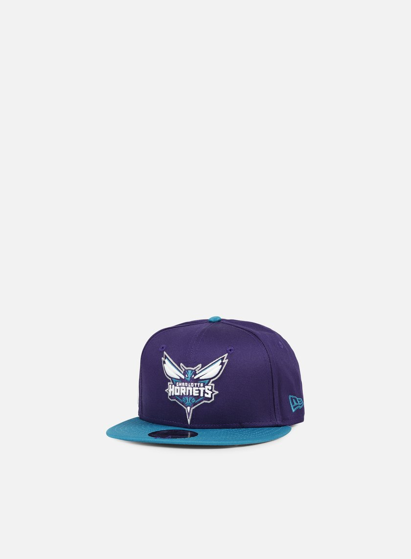 New Era - NBA Team Snapback Charlotte Hornets, Team Colors