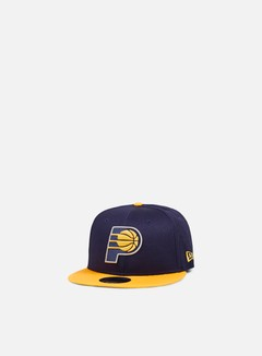New Era - NBA Team Snapback Indiana Pacers, Team Colors 1