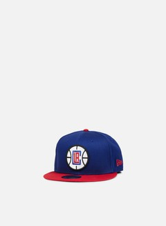 New Era - NBA Team Snapback LA Clippers, Team Colors 1