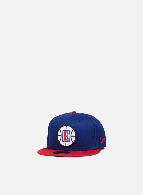 New Era NBA Team Snapback LA Clippers