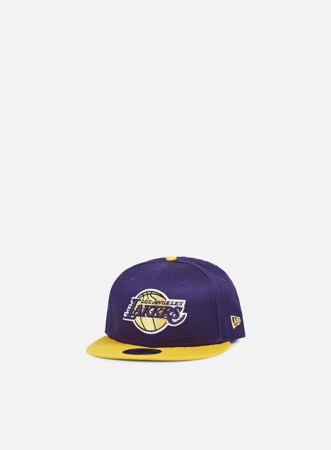New Era NBA Team Snapback LA Lakers