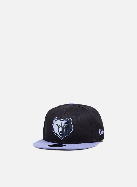 81863c3eb97 ... New Era - NBA Team Snapback Memphis Grizzilies