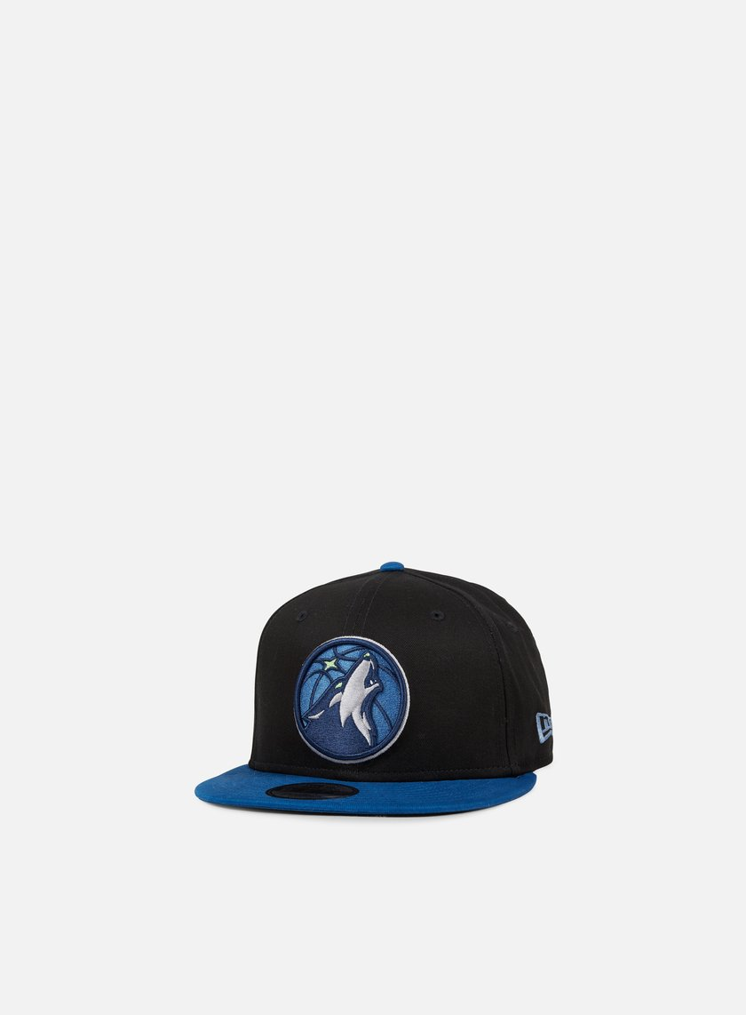 New Era - NBA Team Snapback Minnesota Timberwolves, Team Colors