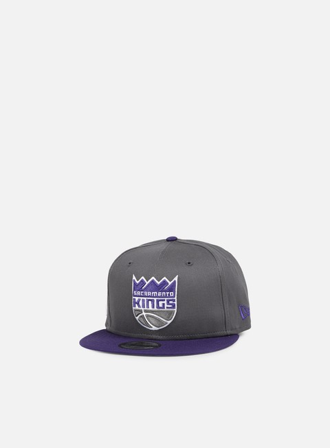 Outlet e Saldi Cappellini Snapback New Era NBA Team Snapback Sacramento Kings