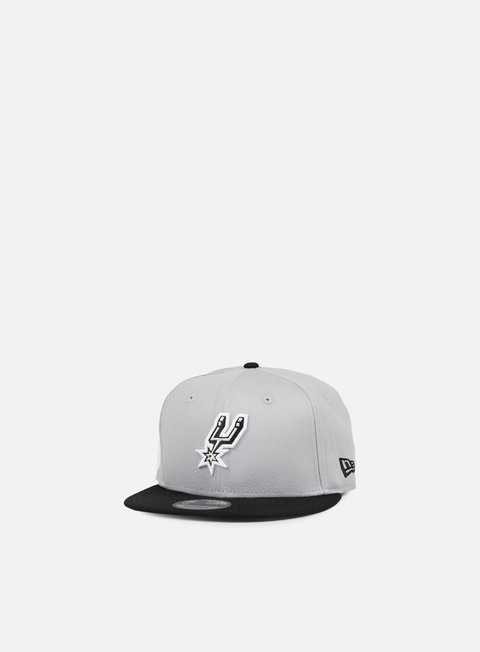Outlet e Saldi Cappellini Snapback New Era NBA Team Snapback San Antonio Spurs,Team Colors