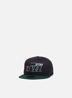 New Era - NBA Team Snapback Utah Jazz, Team Colors 1