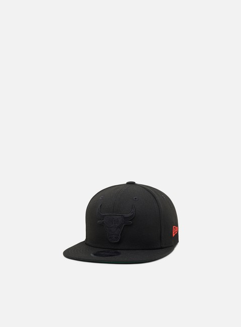 Outlet e Saldi Cappellini Snapback New Era NBA Winners Patch 9 Fifty Snapback Chicago Bulls