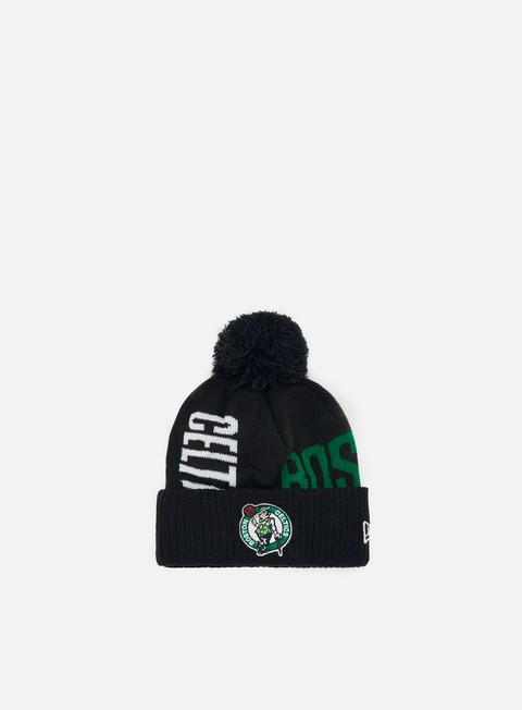 Cuffie New Era NBA19 Tipoff Series Knit Beanie Boston Celtics
