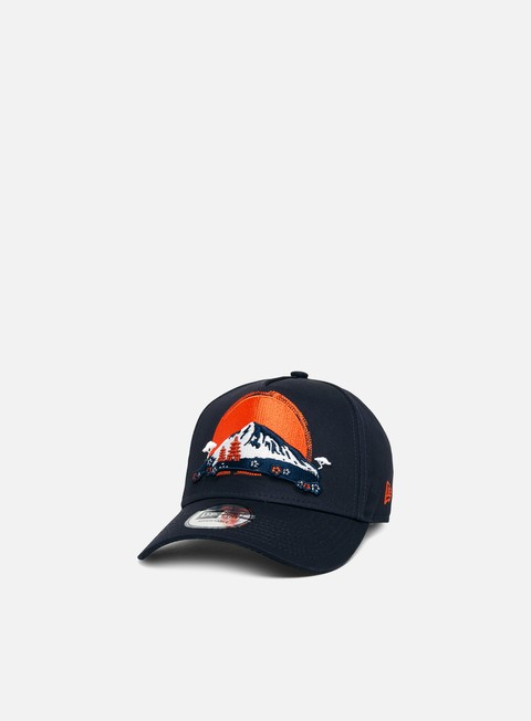 Cappellini Visiera Curva New Era NE Far East Trucker Snapback