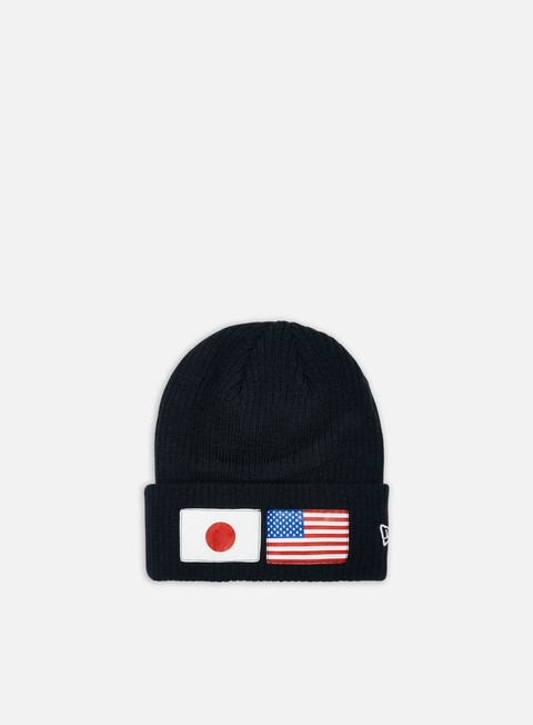 Cuffie New Era NE Flag Watch Knit Beanie