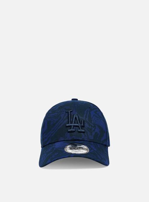 Curved Brim Caps New Era NE Seasonal Camo 9Forty Cap LA Dodgers