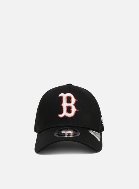 Outlet e Saldi Cappellini Visiera Curva New Era Neon Pop 9Fifty Stretch Snapback Boston Red Sox