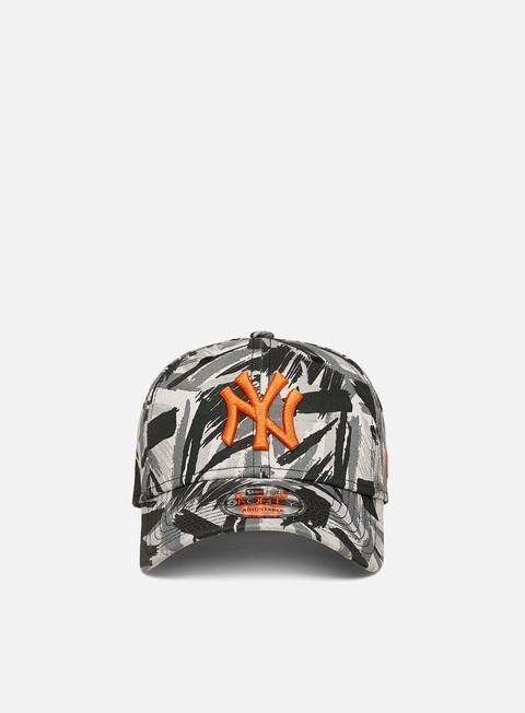 New Era New Camo 9Forty Strapback NY Yankees
