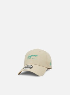 New Era - New Era Beach 9Forty Strapback, Beige