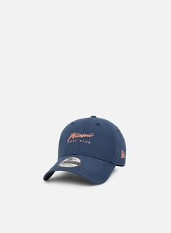 New Era - New Era Beach 9Forty Strapback, Blue